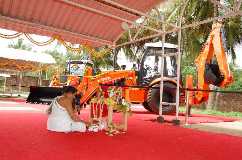 MAX Series Backhoe Loader Launch