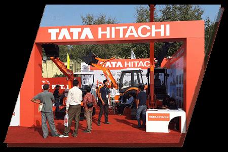 Tata Hitachi Participates in Agrimach