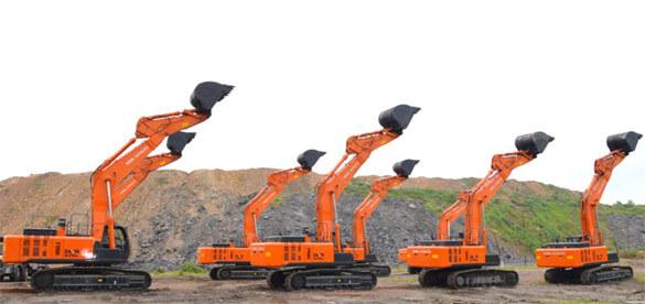 ZAXIS 470H GI series hydraulic excavator