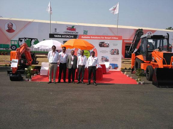 Tata Hitachi Participates in Momentum Jharkhand