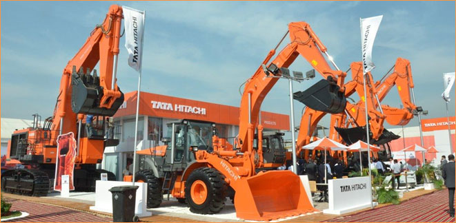 Earthmoving Equipment industry in India