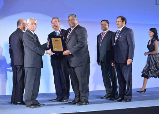 Tata Hitachi Award