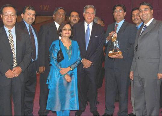 Tata Hitachi Award