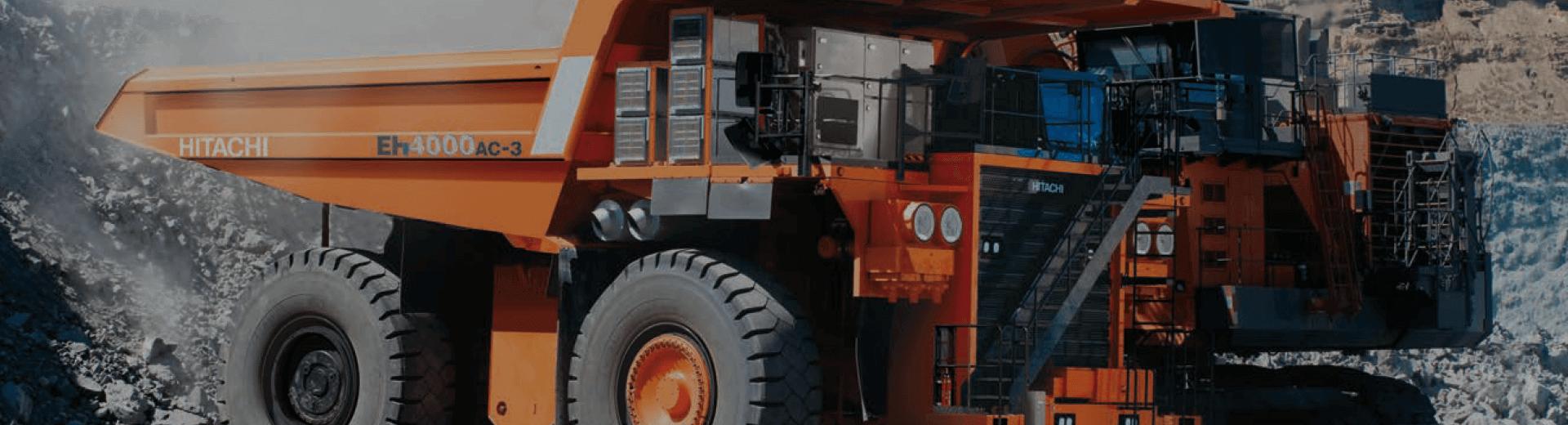 Dump Trucks EH 4000AC-3