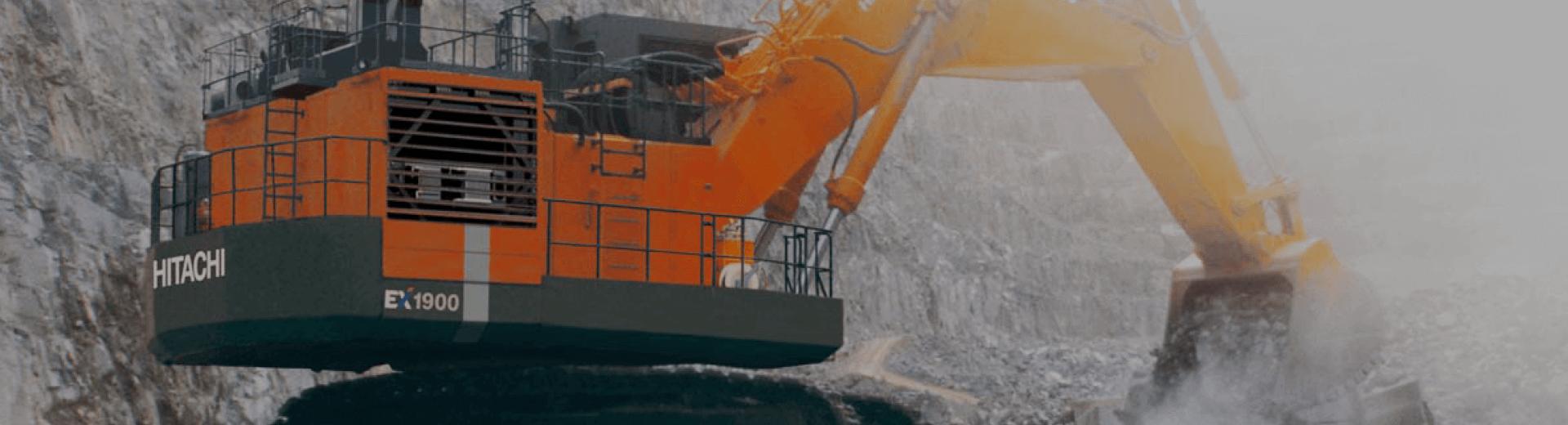 Mining Excavators EX 1900-6