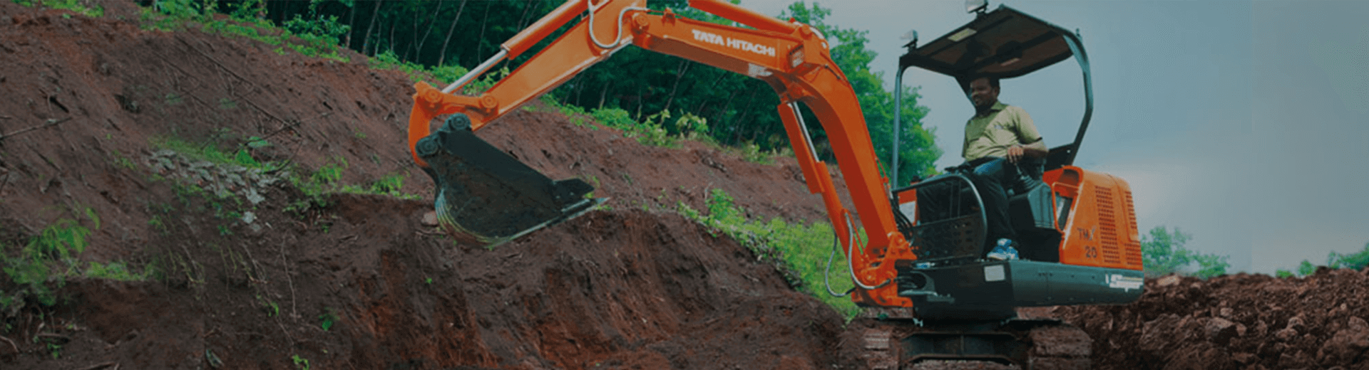 Mini Diggers with Superior Digging Forces | Tata Hitachi