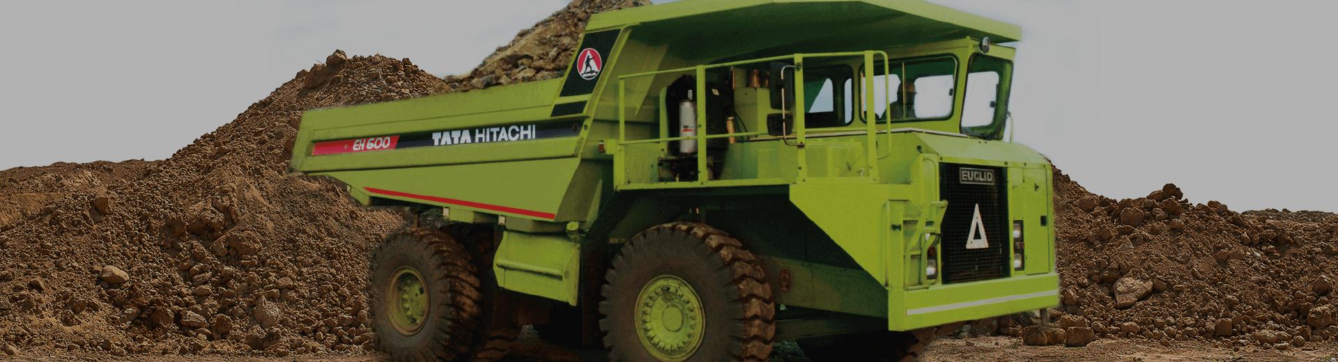 Dump Trucks EH 600