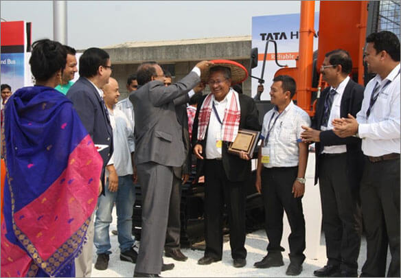 Tata Hitachi at ConMac