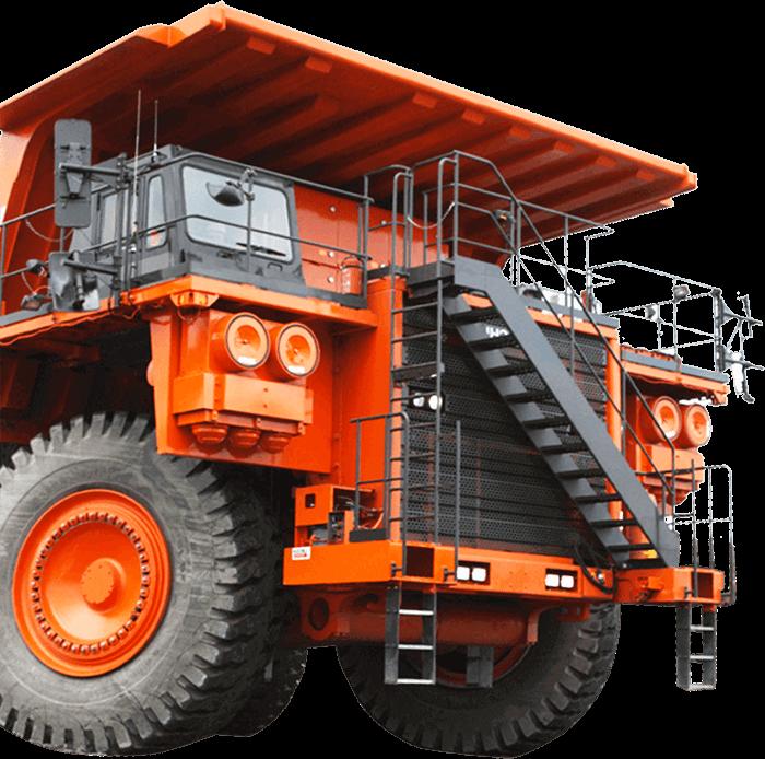 Dump Trucks Tata Hitachi