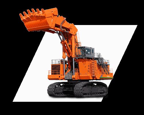 Excavator Construction Mining Excavators From Tata Hitachi