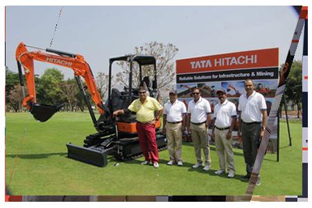 Tata Hitachi World Corporate Golf Challenge Bangalore 2017