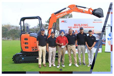 Tata Hitachi World Corporate Golf Challenge Bangalore 2018