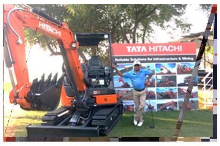 Tata Hitachi World Corporate Golf Challenge Hyderabad 2017