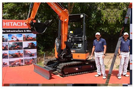 Tata Hitachi World Corporate Golf Challenge Mumbai 2017