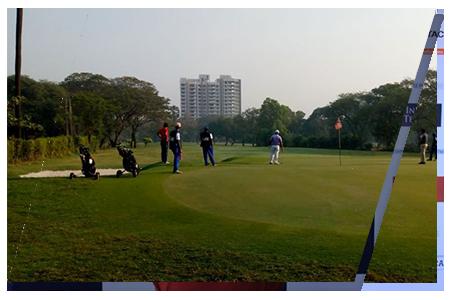Tata Hitachi World Golf Challenge Mumbai 2018