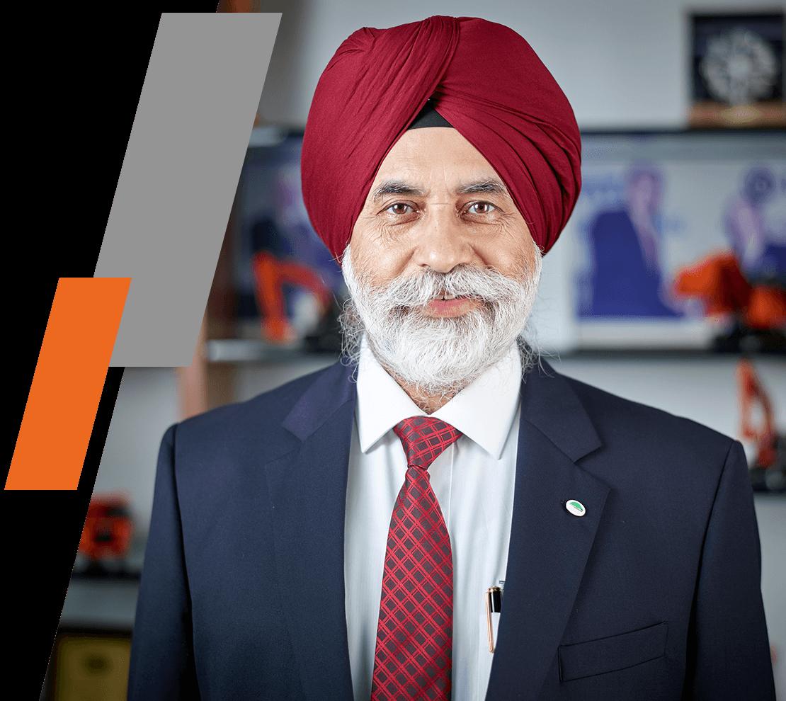 Tata Hitachi Managing Director
