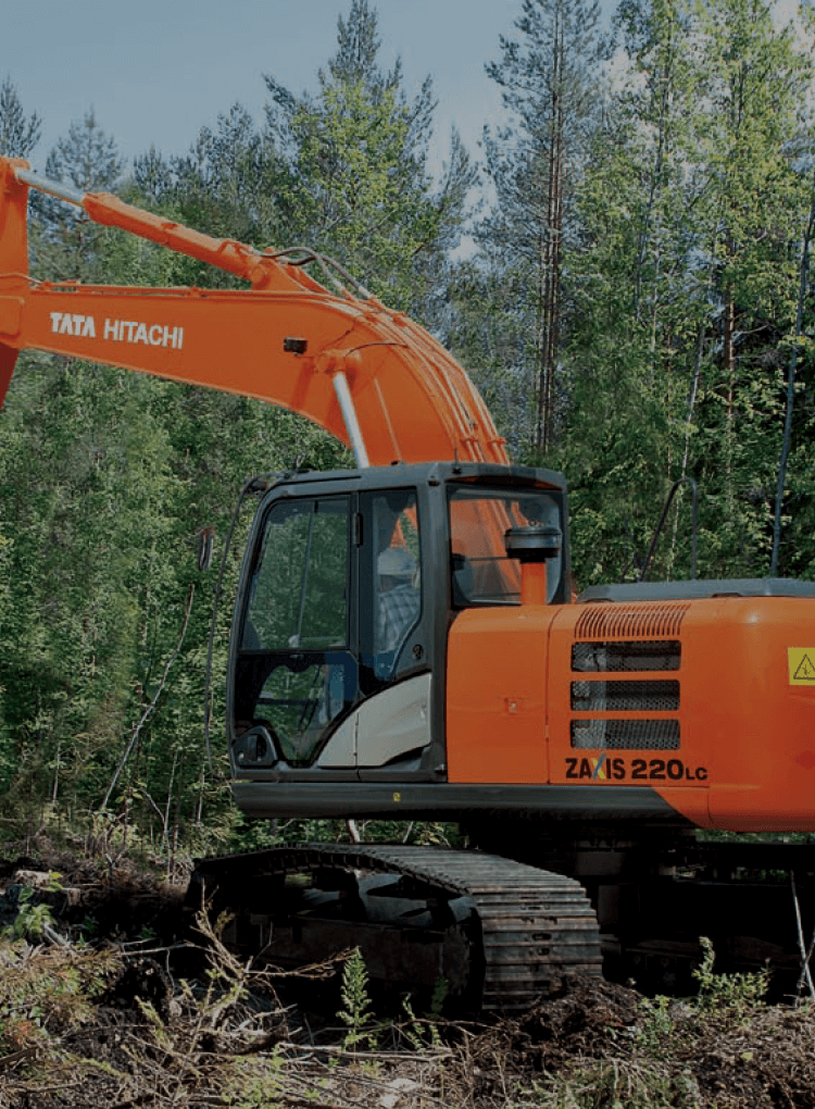 ZAXIS 220LC Construction Excavators