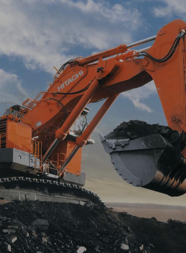 EX 5600-7 Mining Excavators
