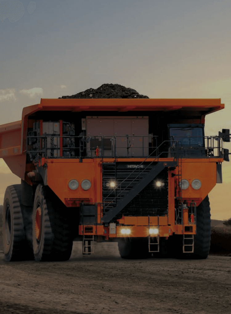 Dump Trucks EH 5000AC-3
