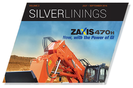 Silver Linings Tata Hitachi