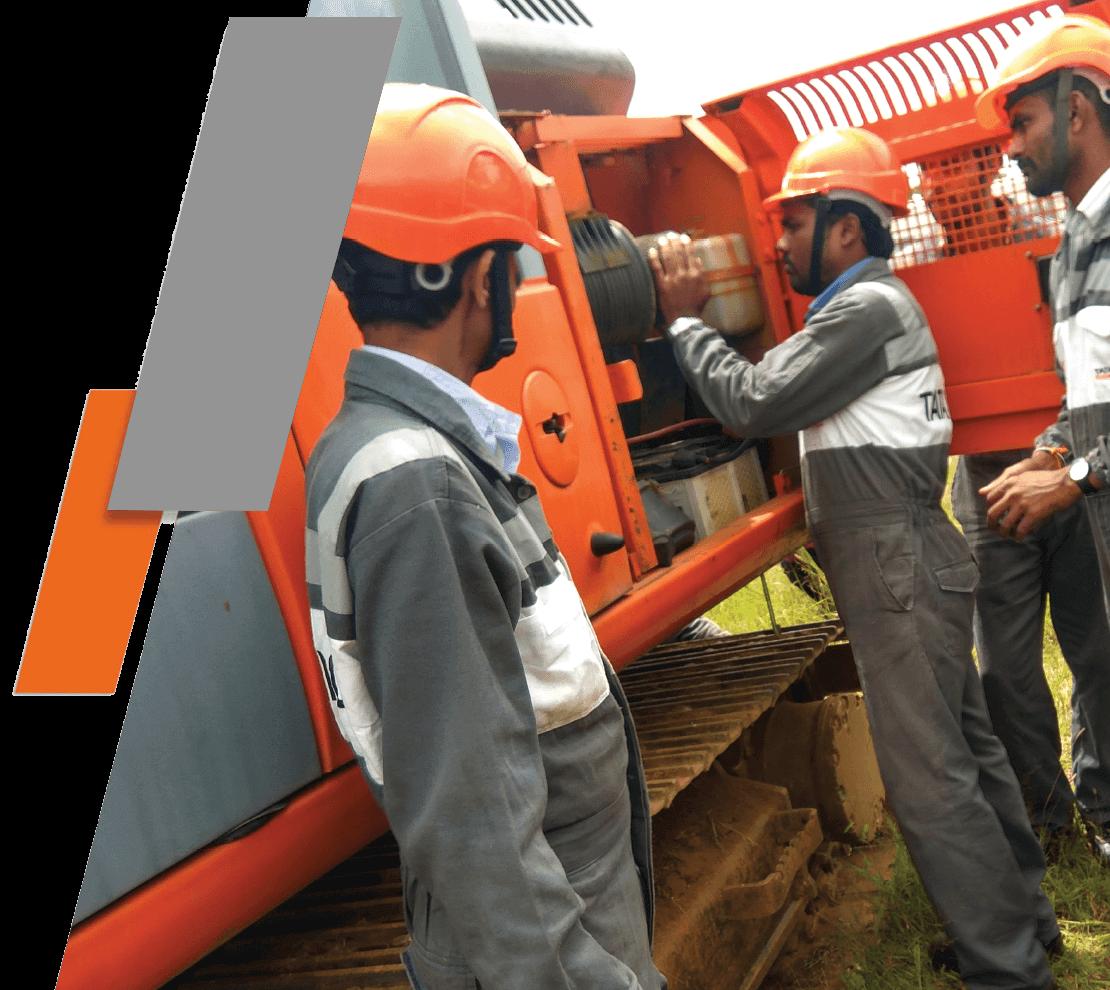 Tata Hitachi Technical Training