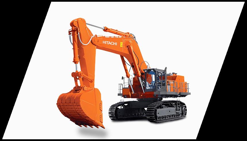 Mining Excavators EX 1200V