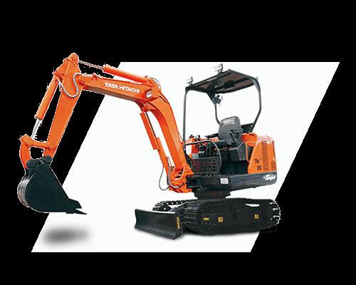 TMX 20 Mini Excavator