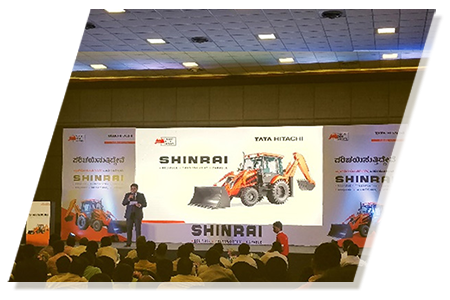 Shinrai Launch Bangalore