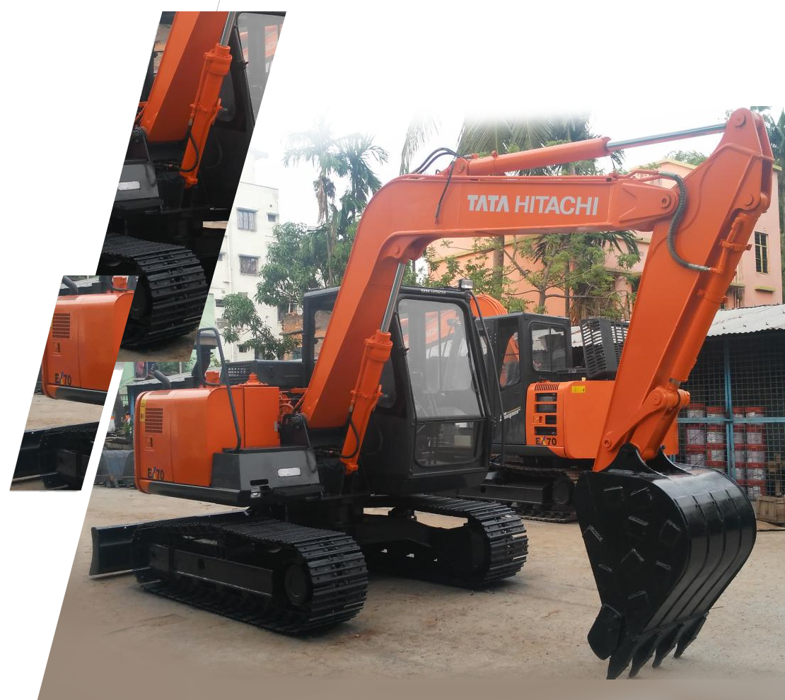 Value Plus Certified Used Machines from Tata Hitachi