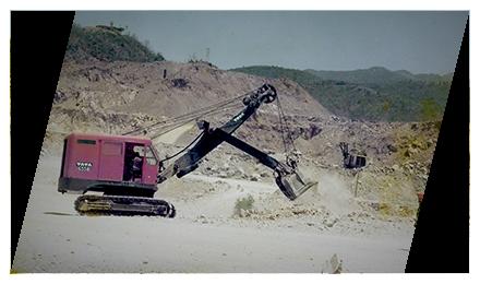 Excavator Launch