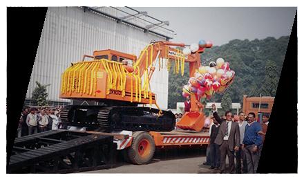 Tata Hitachi Milestones