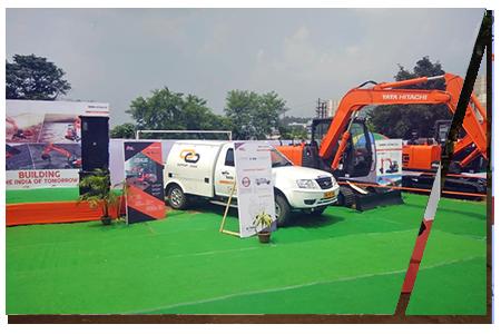 Tata Hitachi Launch BHiwandi