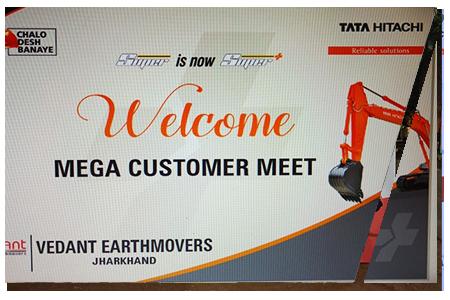 Tata Hitachi Launch Hyderabad