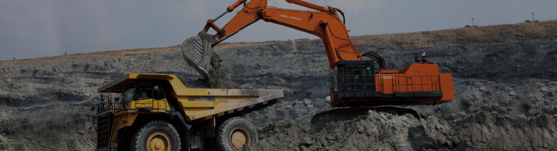 EX1200-V Mining Excavator