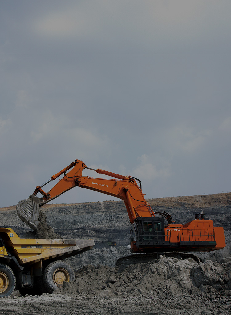 EX 1200V Mining Excavators
