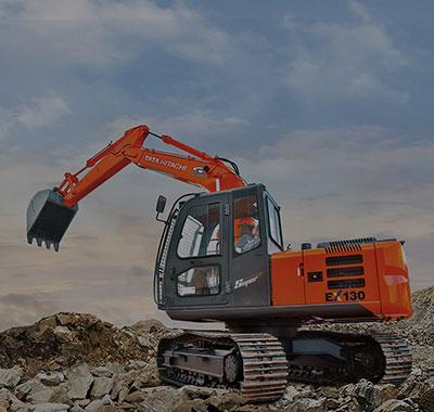 EX130 Hydraulic Excavators