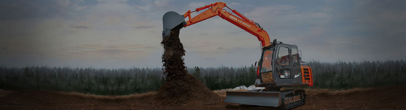 EX 70 Construction Excavators