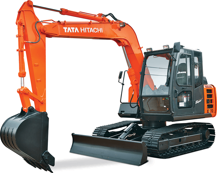Construction Excavators EX 70