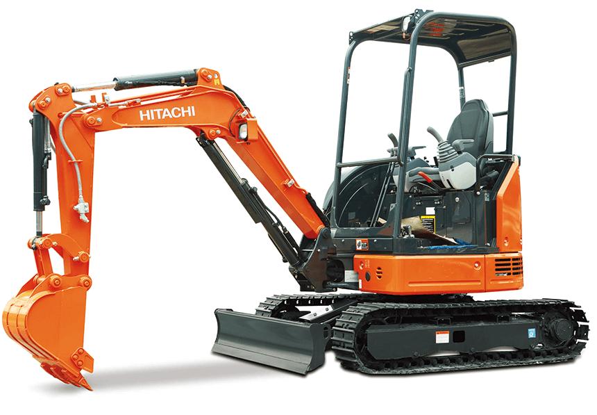 ZX-20-U Excavator