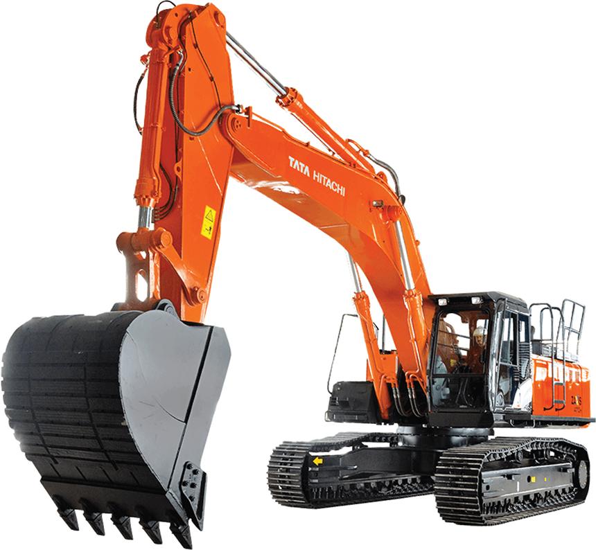 Mining Excavators ZAXIS 470H