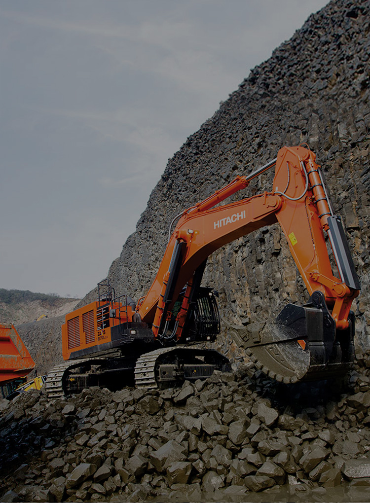 Mining Excavators ZAXIS 870-5G
