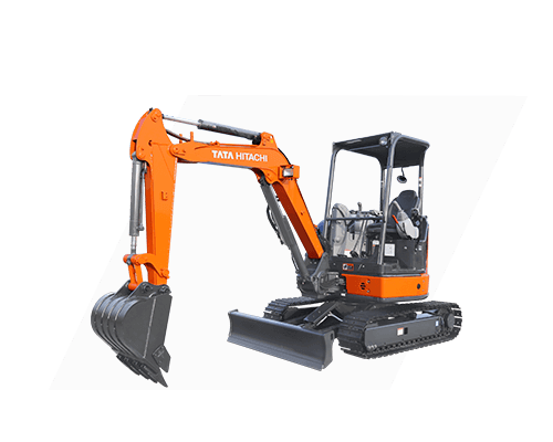 ZAXIS33U Mini Excavator
