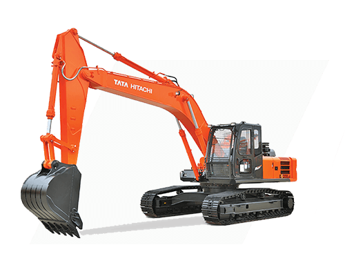 Excavator | Construction & Mining Excavators from TATA Hitachi