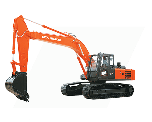 Construction Excavator EX 210LC
