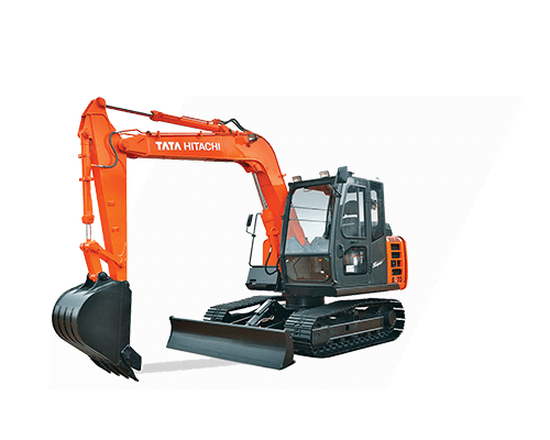 Construction Excavator EX 70 Super Series