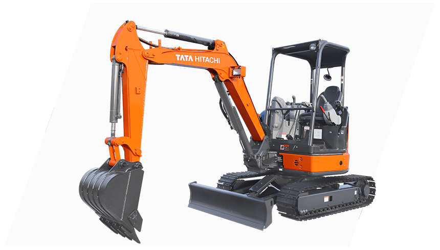 Mini Excavators ZAXIS 33U