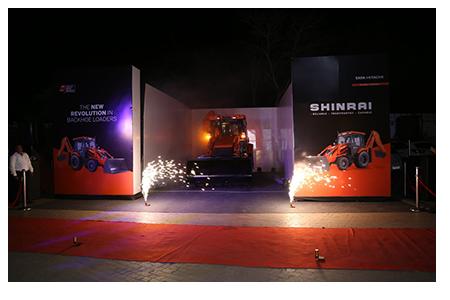 Shinrai Launch Udaipur