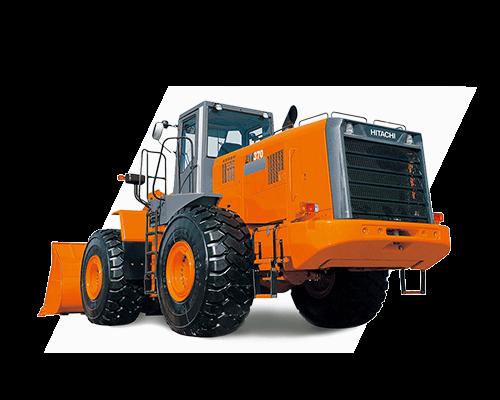 Wheel Loader ZW 370-1