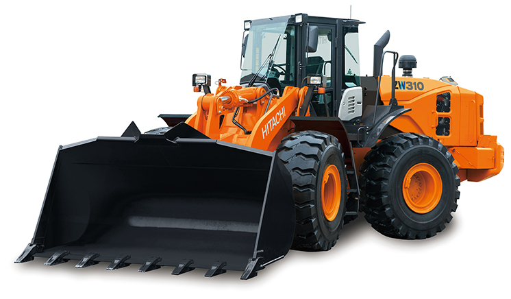 ZW 310-5A Wheel Loaders
