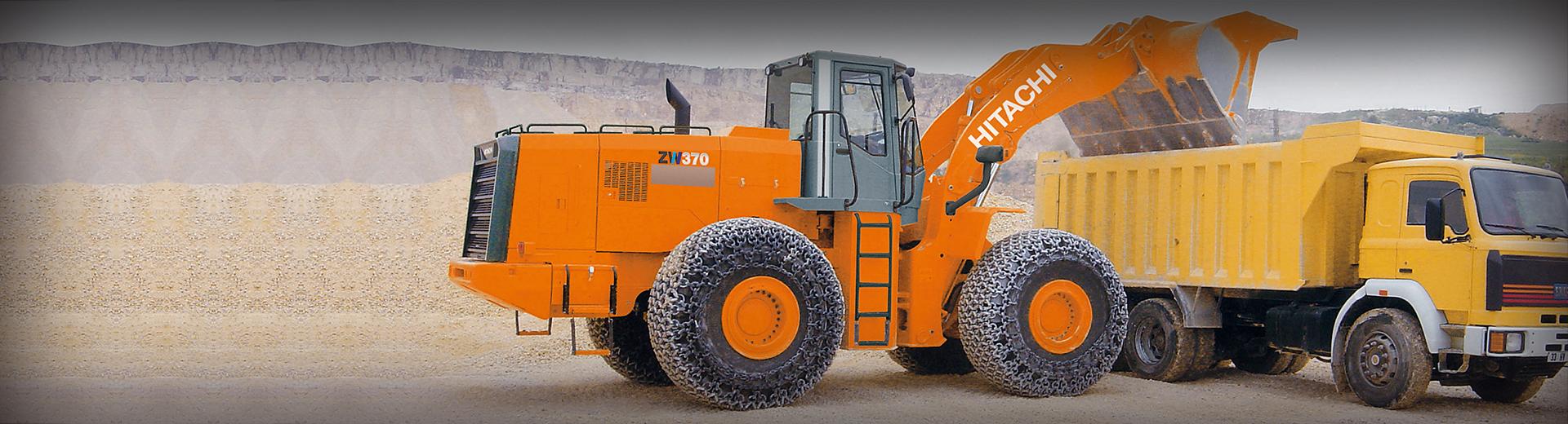 Wheel Loaders ZW 370-1